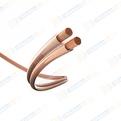 Отрезок акустического кабеля Inakustik (Арт. 312) 003022 Star Cuprum Transparent 2.5 5.5m