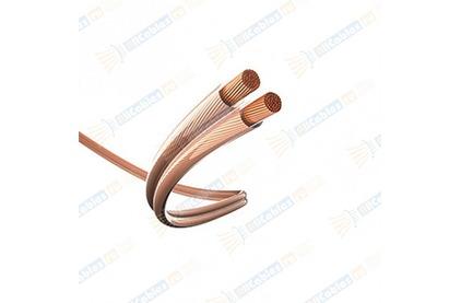 Отрезок акустического кабеля Inakustik (Арт. 313) 003022 Star Cuprum Transparent 2.5 3.5m