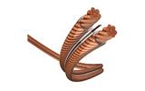 Отрезок акустического кабеля Inakustik (Арт. 358) 0060246 Exzellenz MSR Cuprum Transparent 6.0 2.0m