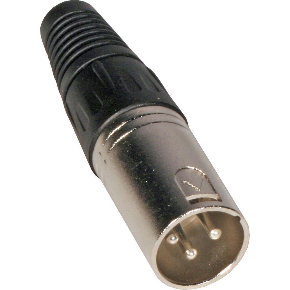 Разъем XLR (Папа) Invotone XLR3M100