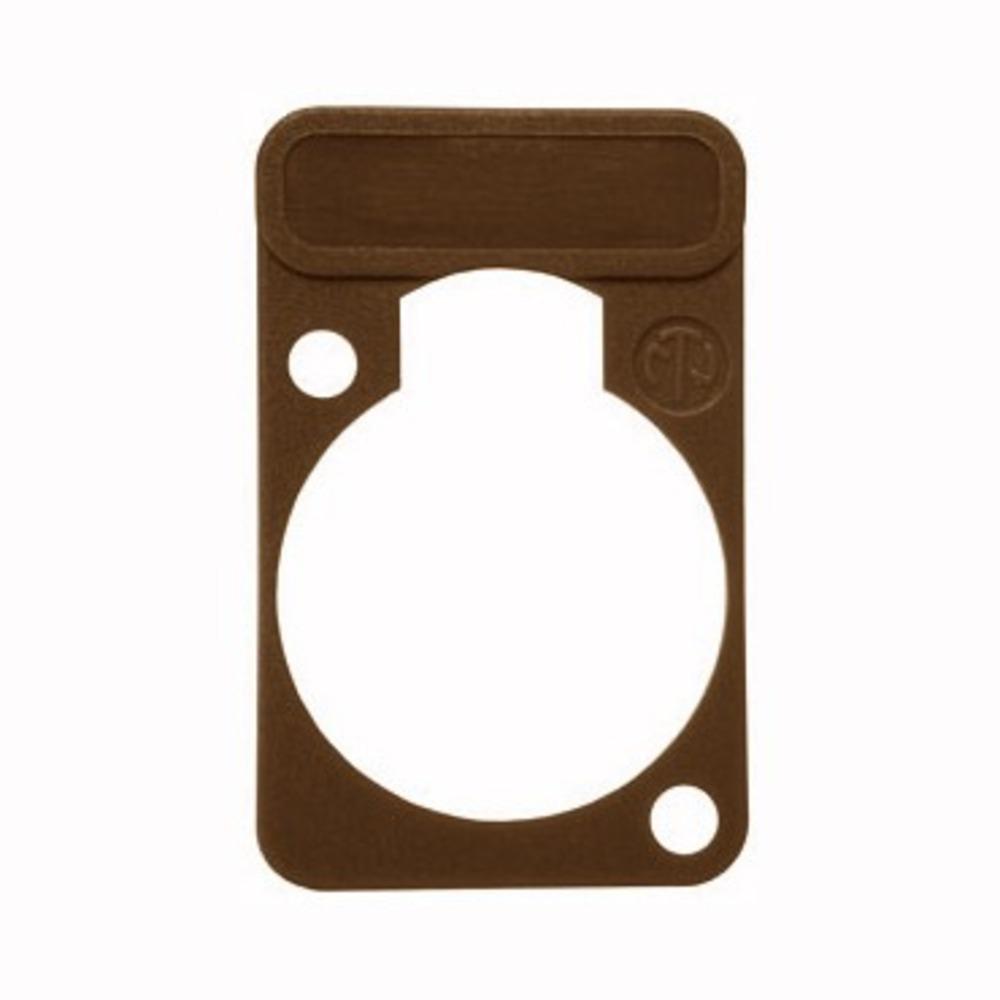 Аксессуар для разъема Neutrik DSS-1 Brown