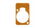 Аксессуар для разъема Neutrik DSS-3 Orange