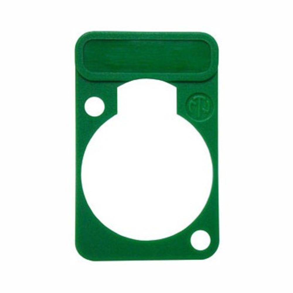 Аксессуар для разъема Neutrik DSS-5 Green