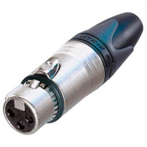 Разъем XLR (Мама) Neutrik NC3FXX-EMC