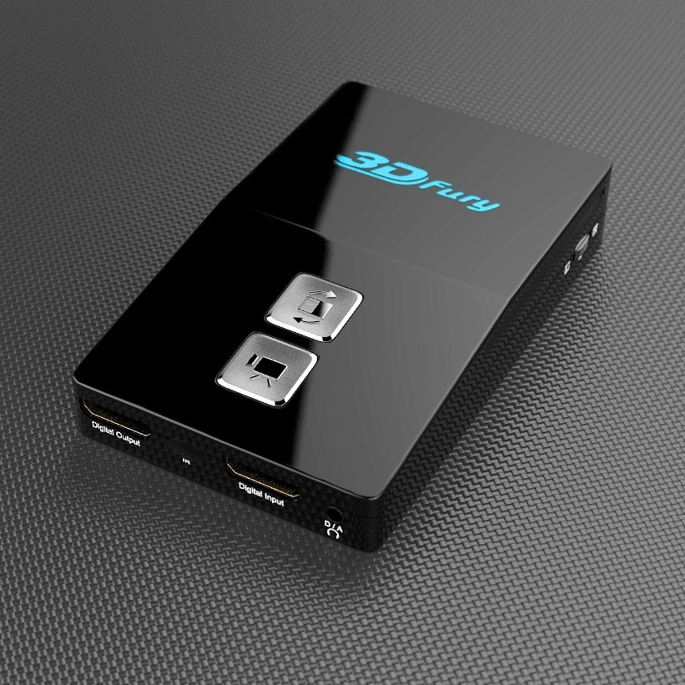 Преобразователь HDMI, аналоговое видео и аудио HKmod HDFury 4