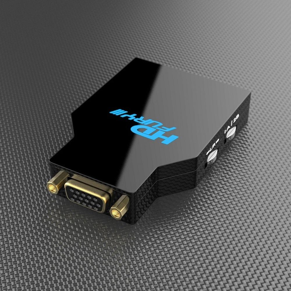 Преобразователь HDMI, аналоговое видео и аудио HKmod HDfury 3