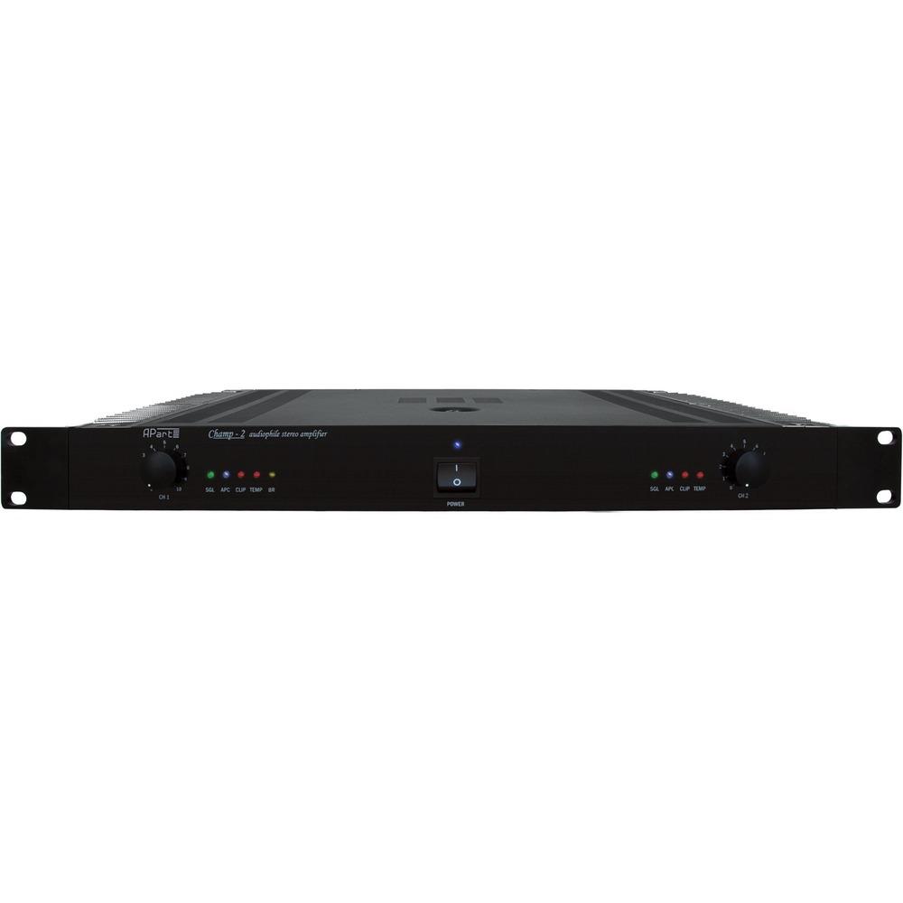 Усилитель трансляционный низкоомный Apart CHAMP-2