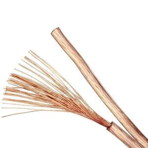 Кабель акустический Eagle Cable 20031075 HIGH STANDARD Copper Transparent 0.75