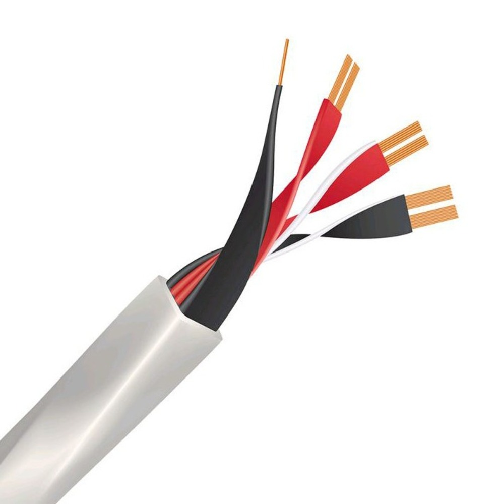 Кабель акустический Bi-Wire WireWorld Luna 7 Speaker Cable