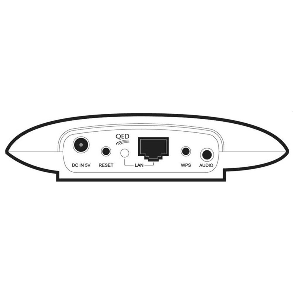 Сетевой плеер QED (QE2940) uPlay Stream