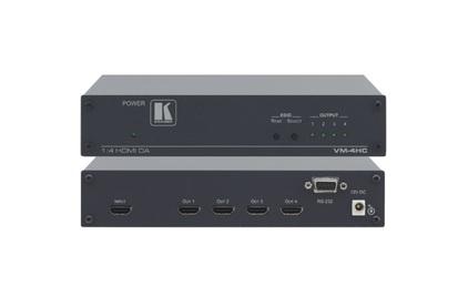 Усилитель-распределитель HDMI Kramer VM-4HC
