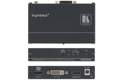 Усилитель-распределитель HDMI Kramer VM-2DH