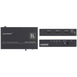Коммутатор HDMI Kramer VS-21H-IR