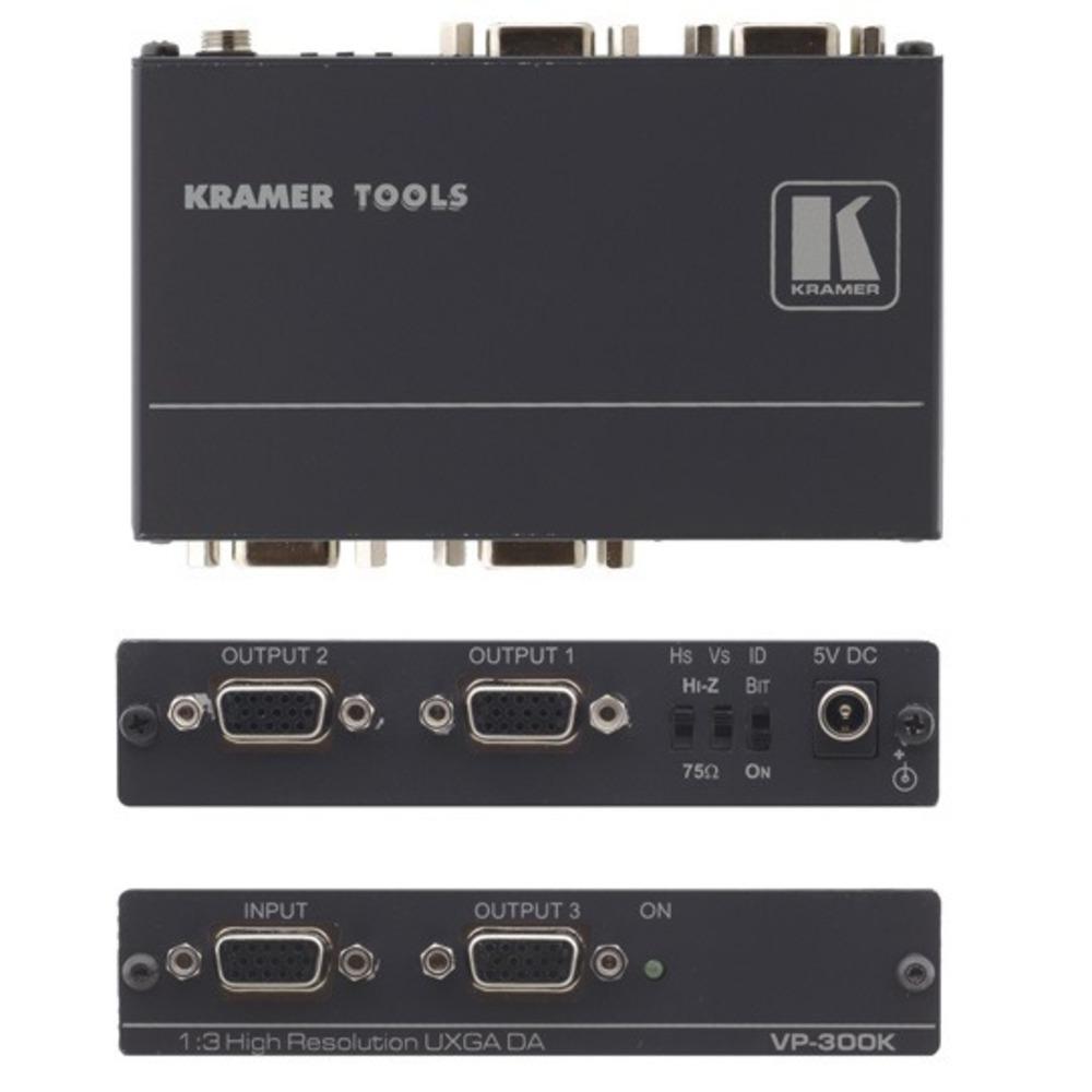 Усилитель-распределитель VGA Kramer VP-300K