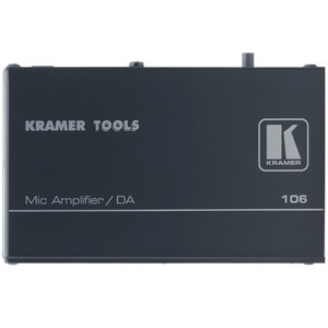 Усилитель-распределитель Аудио Kramer 106