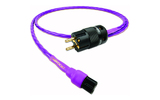 Кабель силовой Schuko - IEC C7 Nordost Purple Flare (Leif Series) Power 1.0m