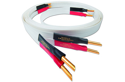 Акустический кабель Single-Wire Banana - Banana Nordost White Lightning (Leif Series) Banana 3.0m