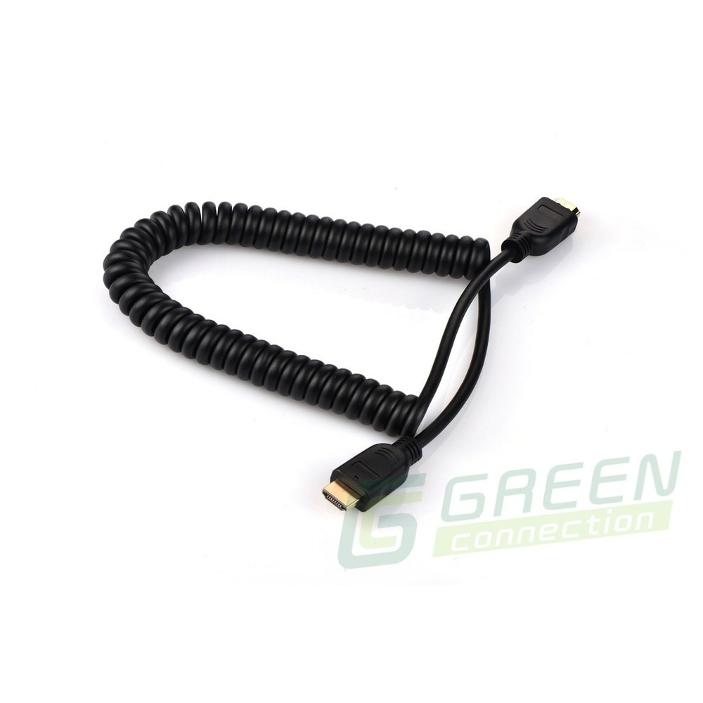 Кабель HDMI - HDMI Greenconnect GC-HMMIC01 1.8m
