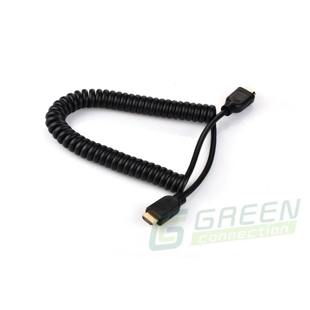Кабель HDMI - HDMI Greenconnect GC-HMMIC01 3.0m