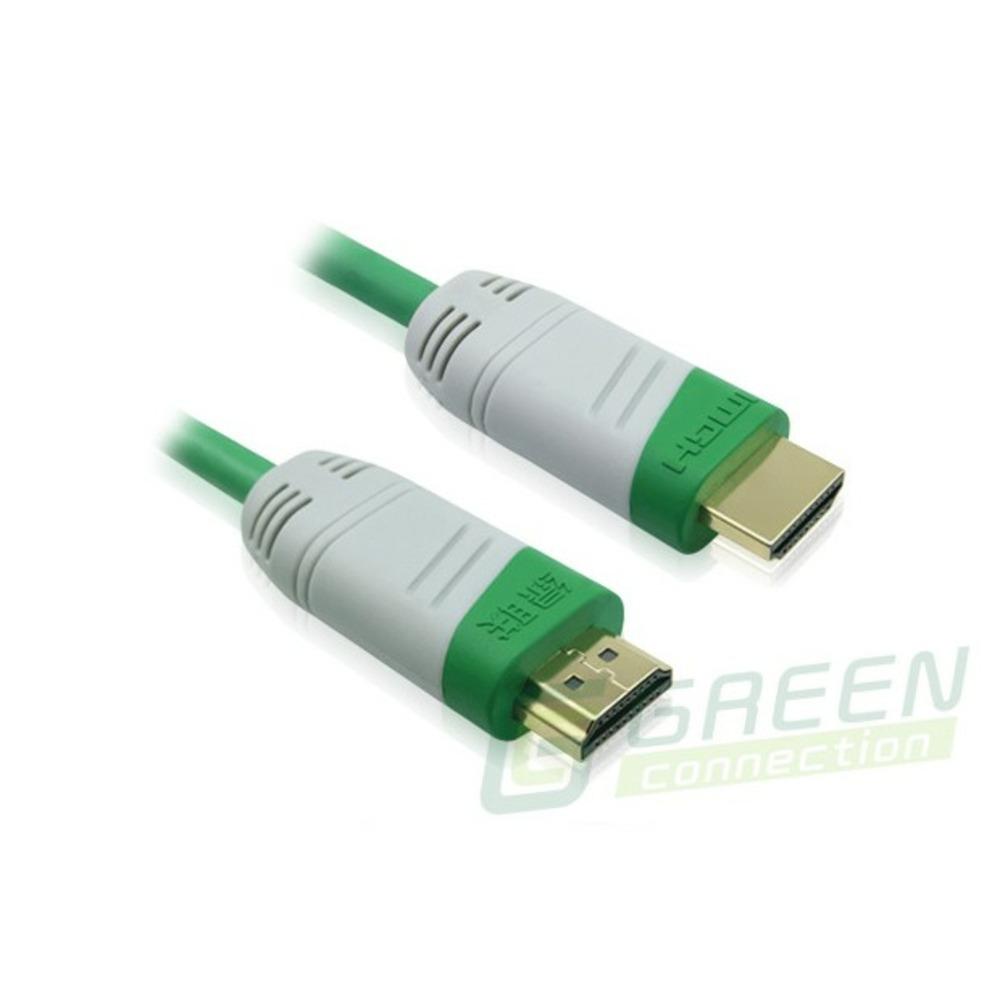 Кабель HDMI - HDMI Greenconnect GC-GCHD01-1.8m 1.8m