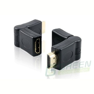 Переходник HDMI - HDMI Greenconnect GC-CV308
