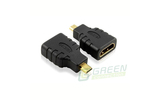 Переходник HDMI - MicroHDMI Greenconnect GC-CVM401
