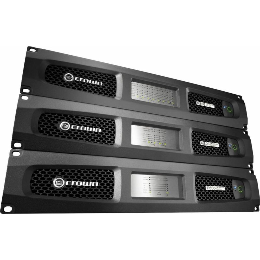 Усилитель трансляционный зональный CROWN DCi8|600