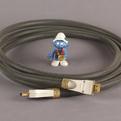 Кабель HDMI - HDMI Tchernov Cable HDMI 1.4E 0.62m