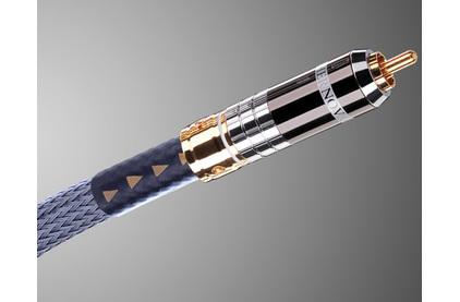 Кабель сабвуферный 1xRCA - 1xRCA Tchernov Cable Special Sub IC RCA 7.1m