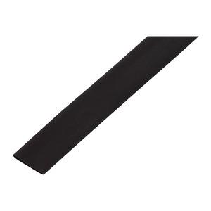 Термоусадка Rexant 20-1006 1.0/0.5мм черная (1 штука)