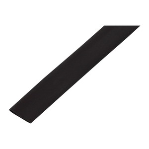 Термоусадка Rexant 20-1506 1.5/0.75мм черная (1 штука)