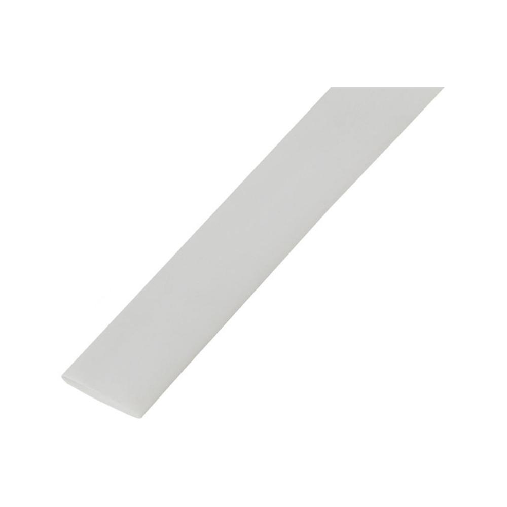 Термоусадка Rexant 20-2001 2.0/1.0мм белая (1 штука)
