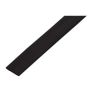 Термоусадка Rexant 22-5008 25.0/12.5мм черная (1 штука)