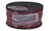 Кабель акустический на катушке PROconnect 01-6103-6 2х0.5 мм2 (красно-черный) (100 метров)