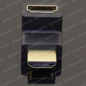 Переходник HDMI - HDMI Tchernov Cable Angular Adapter Type 1 Up