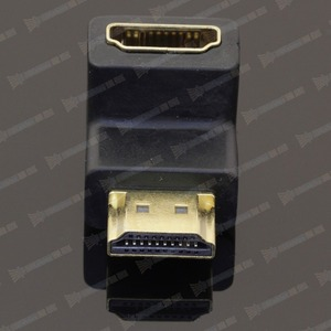 Переходник HDMI - HDMI Tchernov Cable Angular Adapter Type 2 Down
