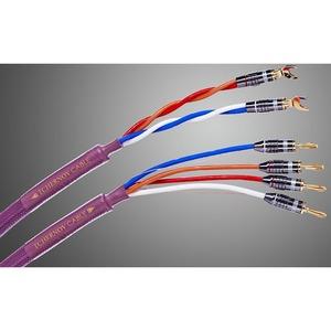 Акустический кабель Bi-Wire Spade - Banana Tchernov Cable Classic Bi-Wire Mk II SC Sp/Bn 3.1m