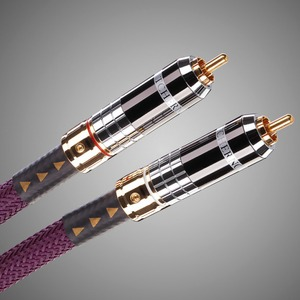 Кабель аудио 2xRCA - 2xRCA Tchernov Cable Classic XS Mk II IC RCA 1.65m