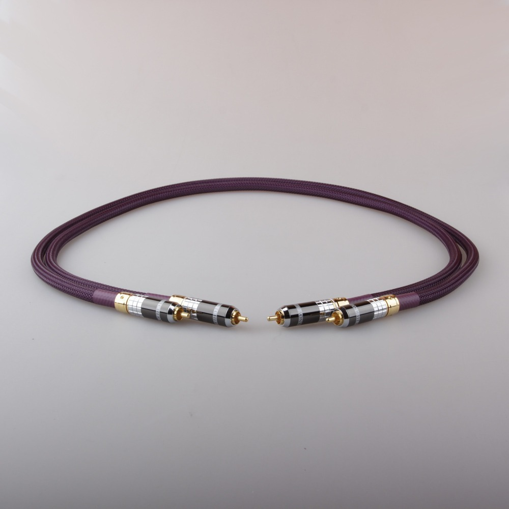Кабель аудио 2xRCA - 2xRCA Tchernov Cable Classic Mk II IC RCA 0.62m