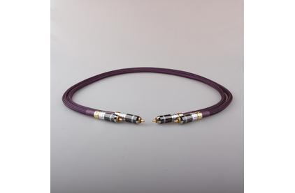 Кабель аудио 2xRCA - 2xRCA Tchernov Cable Classic Mk II IC RCA 1.65m