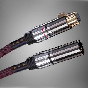 Кабель аудио 2xXLR - 2xXLR Tchernov Cable Classic XS Mk II IC XLR 0.62m