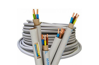 Отрезок акустического кабеля NYM (Арт. 616) 3x1.5 27.0m