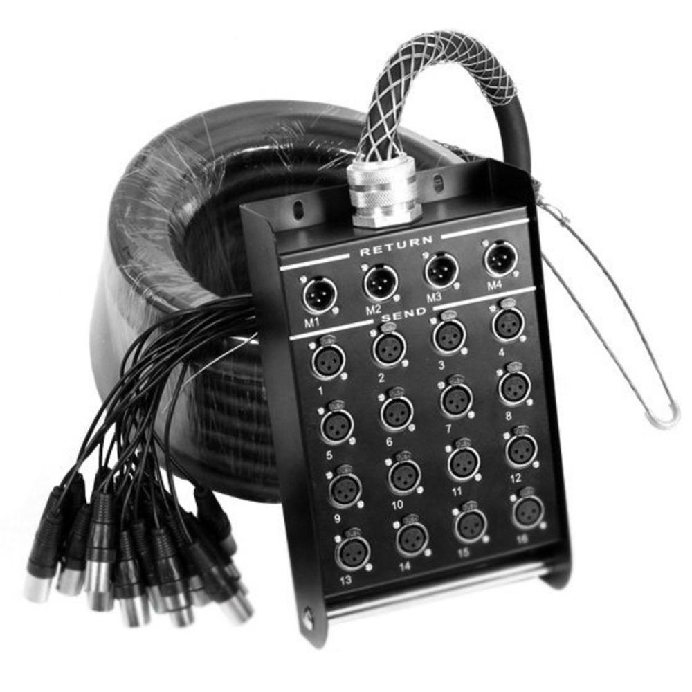 Кабель аудио мультикор Invotone DB1604/30M