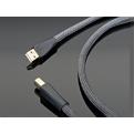 Кабель USB 2.0 Тип A - B Transparent High Performance USB 3.0m
