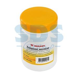Разное Rexant 09-3781 Хлорное железо 250гр (1 штука)